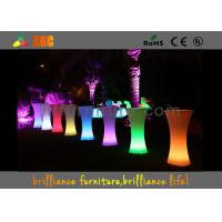 Wholesale Cocktail table , LED Lighting equipment For Outdoor / Indoor use from china suppliers