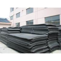 Wholesale Self Adhesive Black Neoprene Rubber Sheet Sbr Sheet For Mouse Pad from china suppliers