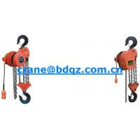 Wholesale 1-20T  DHT endless chain electric hoist with CE,GS certification from china suppliers