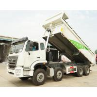 Wholesale China HOWO 8x4 Mining dump / Tipper Truck 8 by 4 driving model EURO2 Emission from china suppliers