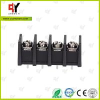 Wholesale 10.0mm Connector Terminal Block 2P - 24P with Wire Range 18 - 10AWG from china suppliers