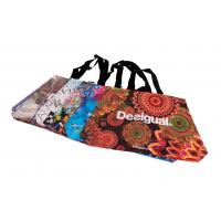 Wholesale Custom Reusable Non Woven Shopping bags with Square Bottom Folding from china suppliers