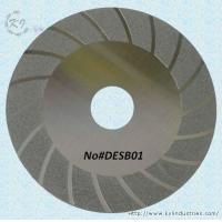 Wholesale Electroplated Cutting & Grinding Blades for Glass - DESB01 from china suppliers