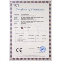 Himatch Technology Co., Ltd. Certifications