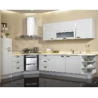 Buy cheap Environmental White Color Painting Kitchen Furniture from wholesalers