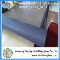 Wholesale Vinyl coated gray color 18*16 mesh fiberglass insect screen from china suppliers
