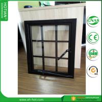 Wholesale Custom large glass steel windows/metal grills design casement window from china suppliers