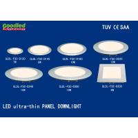 Wholesale Diameter 180mm LED Recessed Panel Down light 10W 4000K IP40 Round from china suppliers