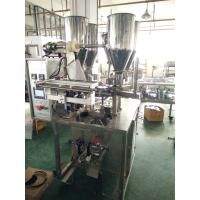Wholesale Auto Granule Packing Machine , Health Tea Vertical Packaging Machine High Weigh Accuracy from china suppliers