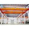 Buy cheap 5ton 10ton 15Ton 20ton LDA Single Girder electric hoist overhead Crane China Bridge from wholesalers