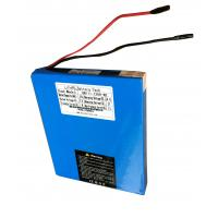 Wholesale Ultra thin Lithium Ion Phosphate Batteries 12V / 8Ah For Small Solar System from china suppliers