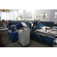 Wholesale 1.5-2.0 mm Ladder Type Cable Tray Roll Forming Machine 12 Roller Stations from china suppliers