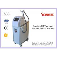 Wholesale Professional Pigment Removal Machine Q Switched Laser Tattoo Removal Machine from china suppliers