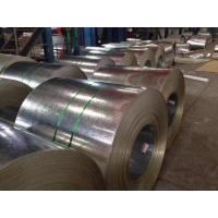 Quality Hot Dipped Galvanized Steel Coil with Beautiful Spangles 0.6 mm / 0.8 mm Thickness for sale