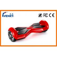 Wholesale Red portable two wheel self balancing electric scooter Energy Saving from china suppliers