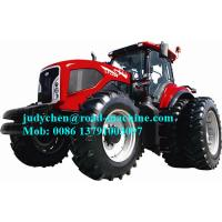Wholesale YTO - LF2204 Model 4 Wheel Drive Tractors , Farm Tractor 162KW Operating Weight 8600kgs from china suppliers