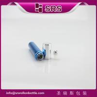 Wholesale empty 10ml round bottom glass roll-on bottle for essential oil,serum from china suppliers