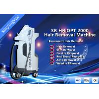 Quality Best Germany Xenon Lamp IPL SHR / SHR OPT Elight Hair Removal Machine for sale