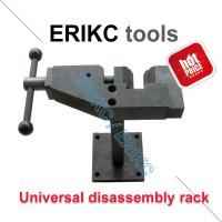 Wholesale ERIKC common rail injector Flip stand Disassemble rack tool repair auto parts universal bosch denso delphi from china suppliers