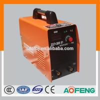 Wholesale ZX7-200 ARC MMA GMAW welding machine 1p 220v from china suppliers