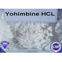 Wholesale Yohimbine Hydrochloride Pharmaceutical Raw Materials CAS 65-19-0 Male Enhancement Powder from china suppliers