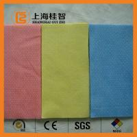 Wholesale Segment Nonwoven Wipes Biodegradable Non Woven Products in Blue Black Pink from china suppliers