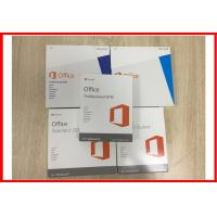Wholesale Microsoft Office 2013 Professional Plus Genuine Retail License DVD activation english version from china suppliers