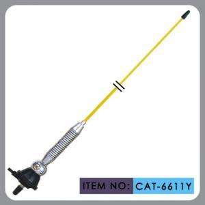 """Custom Retractable AM FM Car Antenna Single Section 79"""" Mast Length"""