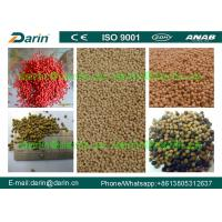 Wholesale Healthier Pet Food Extruder DARIN Floating Fish Feed / Dog Pellet / Processing Plant from china suppliers