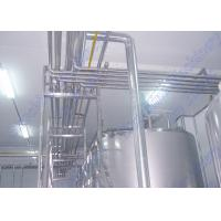 Wholesale Hot Water Tank Fresh Beverage Juice Processing Machine / Filling Plant from china suppliers
