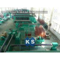 Wholesale Hexagonal Gabion Production Line Automatic Gabions Mesh Machine With PLC System from china suppliers
