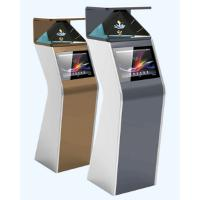 Wholesale Front Projected 3D Digital Signage For Gold With 15 Inch LCD Touch Panel from china suppliers