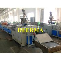 Wholesale High Output Plastic Profile Production Line for UPVC Window / PVC Door Panels from china suppliers