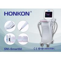 Wholesale Skin Care Wrinkle Removal Vaginal Tightening Portable HIFU Machine with 5 Function Head from china suppliers