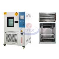 Easy Mobility Stability Test Chamber Graceful Appearance With Water Supply System