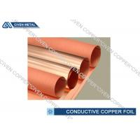 Wholesale Single - Shiny High Conductive ED Copper Foil c11000 , C10200 Grade from china suppliers