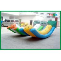 Wholesale Big Funny Inflatable Water Toys Inflatable Iceberg Water Toy For Fun from china suppliers
