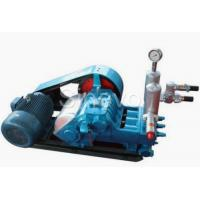 Wholesale Blue Color Horizontal Mud Pump 335nm Input Torque Heavy Density from china suppliers