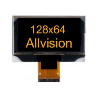 """Wholesale 2.4"""" OLED Display Module Yellow Blue Or White Characters In Black Background from china suppliers"""