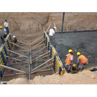 Buy cheap Construction bridge deck formwork for Haramain high speed railway - cushion cap from wholesalers