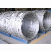 Wholesale Stainless Steel Wire Rod, Strong Corrosion-resistant and Excellent Straightness from china suppliers