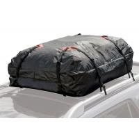 Wholesale Black rooftop Cargo Storage Bag For Car Roof from china suppliers