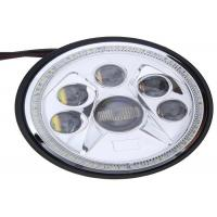 Wholesale Waterproof Shock resistant Osram Vehicle LED Headlights , Automotive LED Headlamp from china suppliers