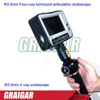 Wholesale Ф3.0mm electrical test instruments four way turnround aritculation endoscope from china suppliers