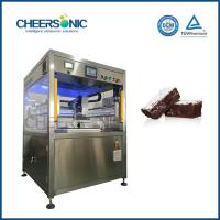 Wholesale UFM5000 Brownie Ultrasound Food Processing Cake Portioning Machine Semi - Automatic from china suppliers