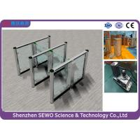 Wholesale Access Control Smart Fast Speed Gates Barrier Turnstile System / stadium turnstile from china suppliers