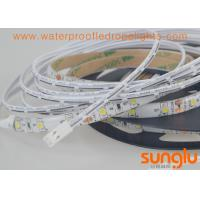 Wholesale Waterproof SMD3528 60D Display Cabinet Flexible LED Strip light LED tape with male plug L822 from china suppliers