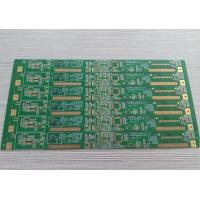 Wholesale FR-4 Display PCB Electronic Printed Circuit Board 1.0mm IPC Class 2 from china suppliers