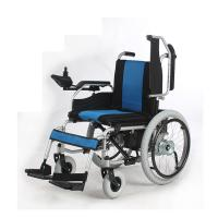 Quality Disabled Collapsible Electric Wheelchair for sale