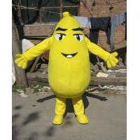 Wholesale custom design plush mascot fruit costumes for adults of full body from china suppliers